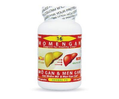 MOMENGAN #16 (GAN NHIỄM MỠ/ MEN GAN CAO)